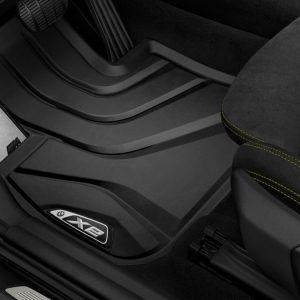 Резиновые передние коврики BMW F39 X2