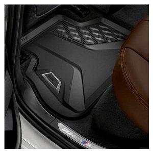 Резиновые задние коврики BMW X7 G07, Anthracite