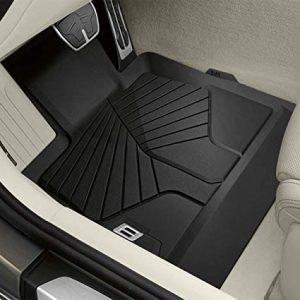 Резиновые передние коврики BMW G15 8 серия, Black