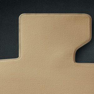Комплект велюровых ковриков в салон BMW E83 X3, Sand beige