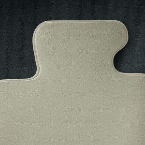 Комплект велюровых ковриков в салон BMW F12/F13 6 серия, Oyster