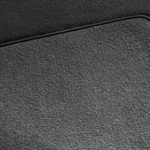 Комплект велюровых ковриков в салон BMW F12/F13 6 серия, Anthracite