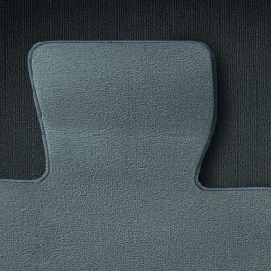 Комплект велюровых ковриков в салон BMW E87 1 серия, Alaska grey