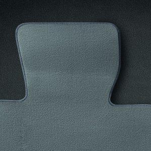 Комплект велюровых ковриков в салон BMW E88 1 серия, Alaska grey