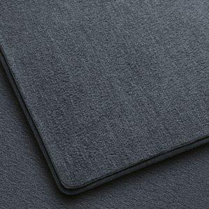 Комплект велюровых ковриков в салон BMW F20/F22 1 серия, Anthracite