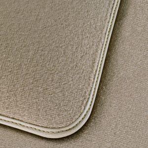 Комплект велюровых ковриков в салон BMW F45 2 серия, Canberrabeige