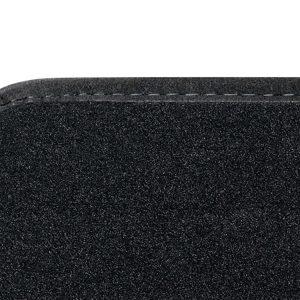 Комплект велюровых ковриков в салон BMW G12 Long 7 серия, Anthracite
