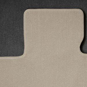 Комплект велюровых ковриков в салон BMW G12 7 серия, Oyster