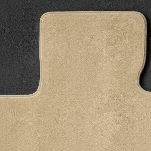 Комплект велюровых ковриков в салон BMW G12 7 серия, Biege