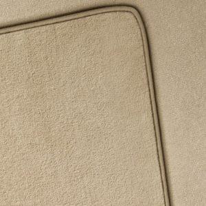 Комплект велюровых ковриков в салон BMW E60/E61 5 серия, Biege