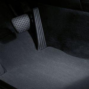 Комплект велюровых ковриков в салон BMW E60/E61 5 серия, Anthracite