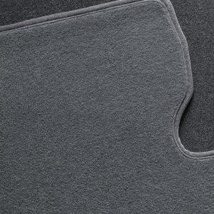 Комплект велюровых ковриков в салон BMW E60/E61 5 серия, Grey