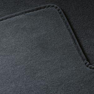 Комплект велюровых ковриков в салон BMW E63 6 серия, Anthracite