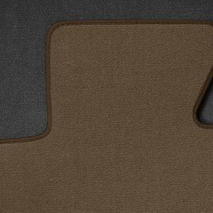 Комплект велюровых ковриков в салон BMW E60/E61 5 серия, Brown