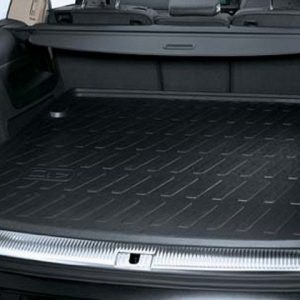 Коврик в багажник Audi Q7 (4L) для пятиместных автомобилей