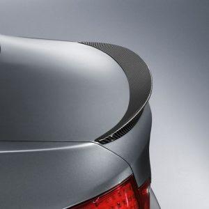 Задний карбоновый спойлер II BMW Performance E92 3 серия