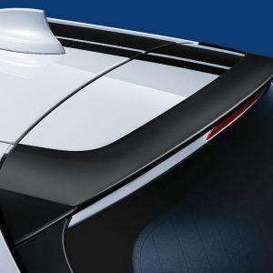 Задний спойлер BMW M Performance черного матового цвета F21/F20 1 серия