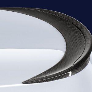 Задний карбоновый спойлер BMW M Performance F13/F06 6 серия
