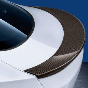 Задний карбоновый спойлер BMW M Performance F26 X4