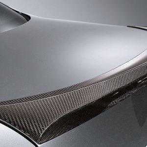 Задний карбоновый спойлер I BMW Performance E90 3 серия