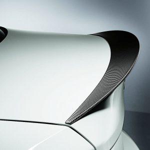 Задний карбоновый спойлер BMW M Performance E88 1 серия