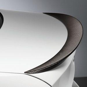 Задний карбоновый спойлер II BMW Performance E90 3 серия