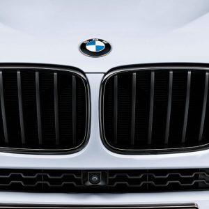 Передняя правая решетка радиатора BMW M Performance F25/F26 X3 и X4, Black