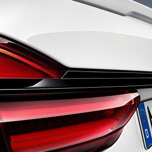 Задние глянцевые накладки BMW M Performance G11/G12 7 серия