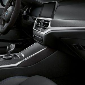 Отделка салона M Performance  BMW G20 3-серия