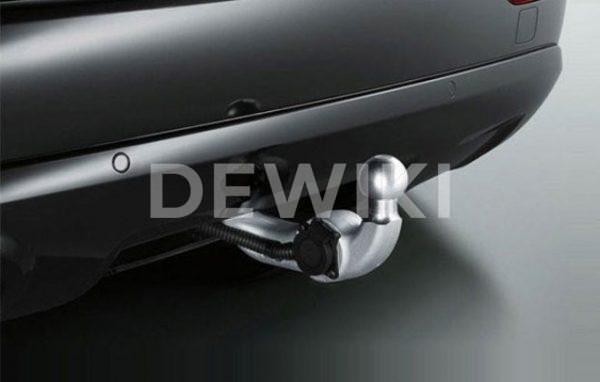 Тягово-сцепное устройство Audi A8 / S8 (4H/D4), откидывание с помощью электропривода, для автомобилей с подготовкой для AHV