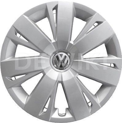 Колпак колеса R16 Volkswagen, High Chrome / Black