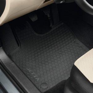 Коврики в салон Volkswagen Jetta 6, резиновые передние
