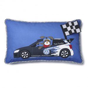Детская подушка Volkswagen Ted Turbo
