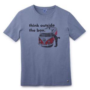 Мужская футболка Volkswagen T1 Bulli
