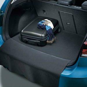Коврик багажника двухсторонний VW Golf 7