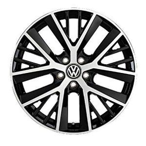 Диск литой R19 Volkswagen, Twinspoke, 7,5J x 19 ET51