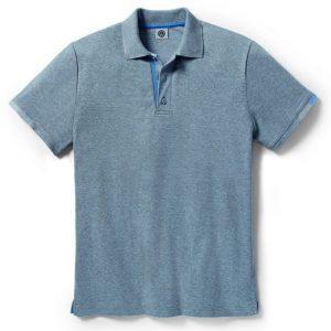 Мужская рубашка-поло Volkswagen Golf, Grey