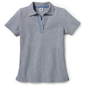 Женская рубашка-поло Volkswagen Golf, Grey