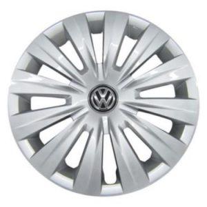 Колёсный колпак R15 Volkswagen Golf, Silver