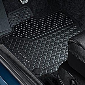 Коврики в салон Volkswagen Golf 7, всепогодные передние