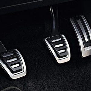 Накладки на педали Volkswagen, для автомобилей с МКПП