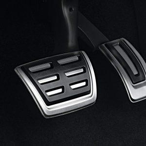 Накладки на педали Volkswagen, для автомобилей с АКПП / DSG