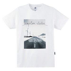Мужская футболка Volkswagen, White