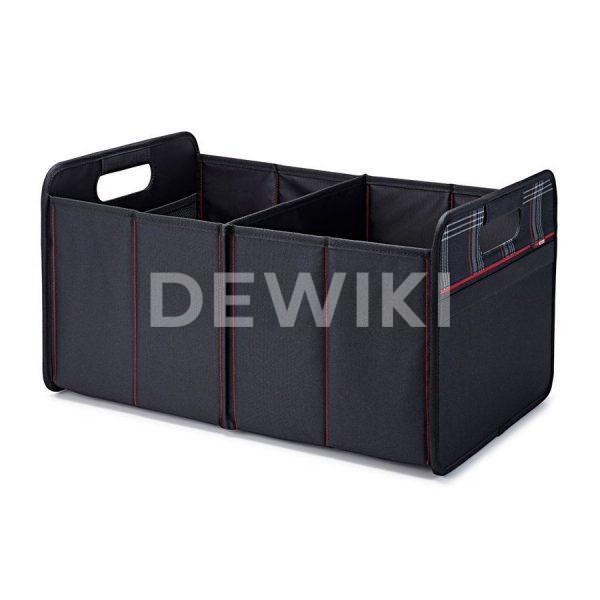Складной мягкий ящик в багажник Volkswagen GTI