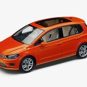 Модель в миниатюре 1:43 Volkswagen Golf Sportsvan, Habanero Orange