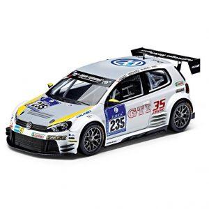 Модель в миниатюре 1:43 Volkswagen Golf 24h Nururgring 2011