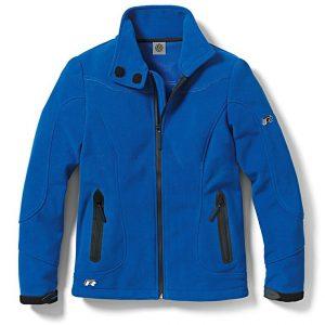Женская флисовая куртка Volkswagen R-Line, Blue
