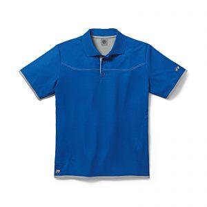 Мужская рубашка поло Volkswagen R, Blue
