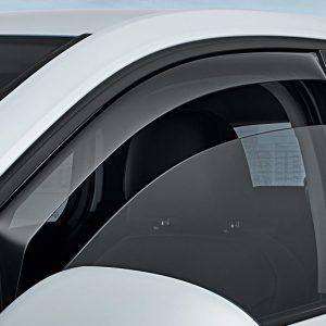 Дефлекторы на двери Volkswagen Golf 6, 4-дверный, передние