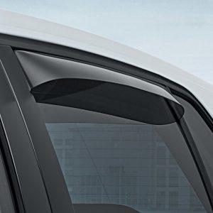 Дефлекторы на двери Volkswagen Golf Plus с 2009 года, задние